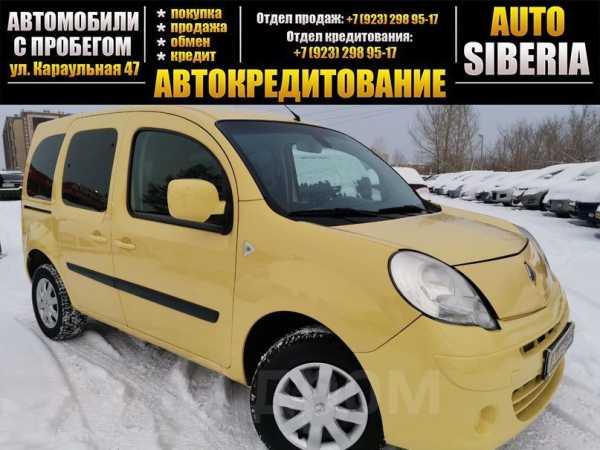 Renault Kangoo, 2010 год, 297 000 руб.