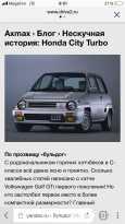 Honda City, 1986 год, 180 000 руб.