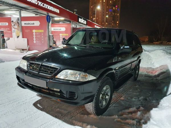 SsangYong Musso Sports, 2006 год, 280 000 руб.