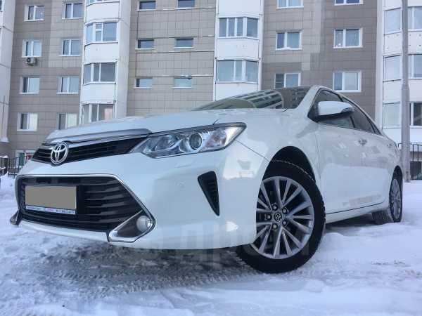 Toyota Camry, 2017 год, 1 399 999 руб.