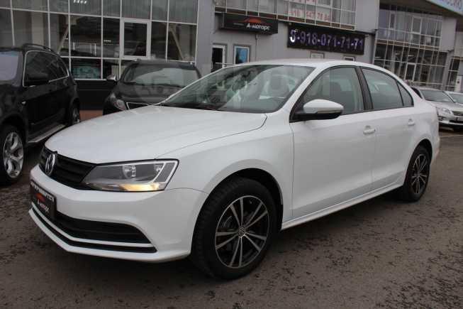 Volkswagen Jetta, 2016 год, 670 000 руб.