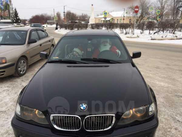 BMW 3-Series, 2001 год, 345 000 руб.