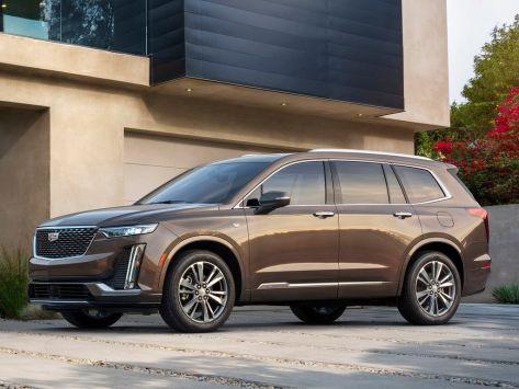 Cadillac XT6 (C1TL) 01.2019 -  н.в.