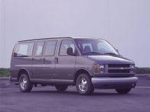 Chevrolet Express 1995, минивэн, 1 поколение