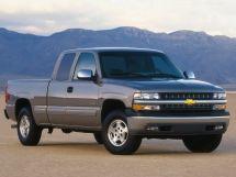 Chevrolet Silverado 1998, пикап, 1 поколение, GMT800