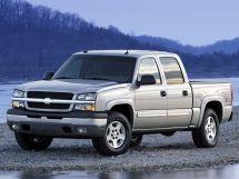 Chevrolet Silverado рестайлинг 2002, пикап, 1 поколение, GMT800