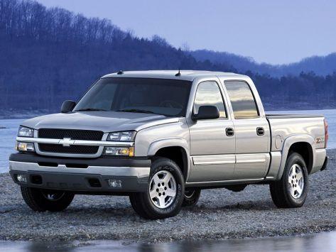 Chevrolet Silverado GMT800