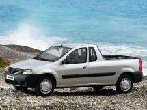 Dacia Logan Pick-Up 2008, пикап, 1 поколение, US
