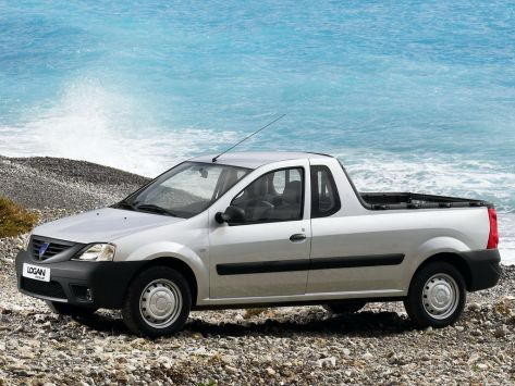 Dacia Logan Pick-Up (US) 07.2008 - 03.2012