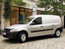 Dacia Logan VAN 2008, коммерческий фургон, 1 поколение, FS