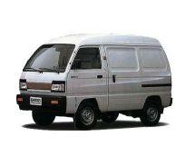 Daewoo Damas 1991, цельнометаллический фургон, 1 поколение, B100