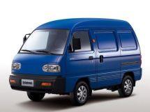 Daewoo Damas 2 поколение, 01.2003 - 12.2011, Коммерческий фургон