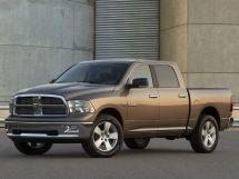 Dodge Ram 2008, пикап, 4 поколение, DJ/DS