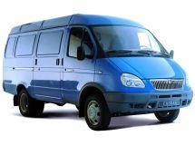 ГАЗ ГАЗель рестайлинг 2003, цельнометаллический фургон, 1 поколение, 2705
