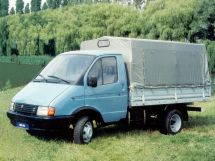 ГАЗ ГАЗель 1994, бортовой грузовик, 1 поколение, 3302