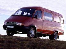 ГАЗ ГАЗель 1995, коммерческий фургон, 1 поколение, 2705