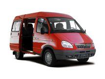 ГАЗ Соболь рестайлинг, 1 поколение, 01.2003 - 01.2010, Автобус