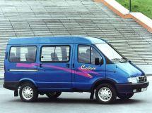 ГАЗ Соболь 1998, автобус, 1 поколение, 2217