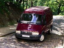 ГАЗ Соболь 1998, цельнометаллический фургон, 1 поколение, 2752