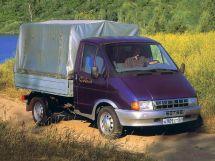 ГАЗ Соболь 1998, бортовой грузовик, 1 поколение, 2310