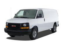 GMC Savana рестайлинг 2002, цельнометаллический фургон, 1 поколение