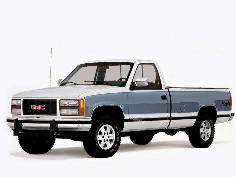 GMC Sierra (GMT400) 04.1987 - 01.1998
