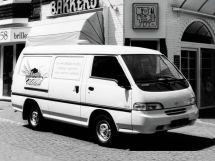 Hyundai H100 1993, цельнометаллический фургон, 1 поколение