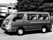 Hyundai H100 1993, минивэн, 1 поколение