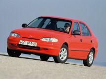 Hyundai Verna 2002, хэтчбек 5 дв., 1 поколение, LC