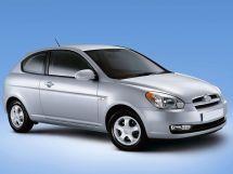 Hyundai Verna 2006, хэтчбек 3 дв., 2 поколение, MC