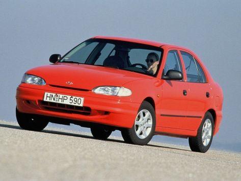 Hyundai Verna (LC) 07.2002 - 09.2005