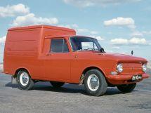 ИЖ 2715 1972, коммерческий фургон, 1 поколение, 2715