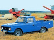 ИЖ 2715 1982, пикап, 2 поколение, 27151-01