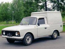 ИЖ 2715 1982, коммерческий фургон, 2 поколение, 2715-01