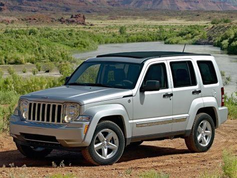 Jeep Liberty (KK) 07.2007 - 08.2012
