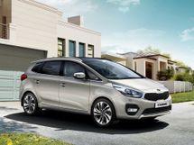 Kia Carens 3 поколение, 09.2012 - 08.2018, Минивэн