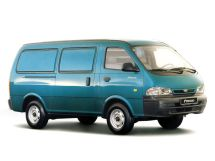 Kia Pregio 1 поколение, 01.1998 - 11.2003, Коммерческий фургон