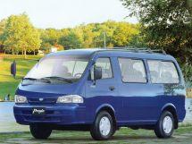 Kia Pregio 1 поколение, 11.1995 - 11.2003, Минивэн