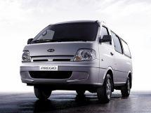 Kia Pregio рестайлинг 2003, цельнометаллический фургон, 1 поколение