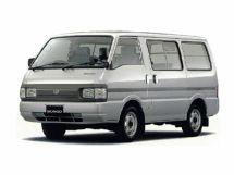 Mazda Bongo 2-й рестайлинг 1996, цельнометаллический фургон, 3 поколение