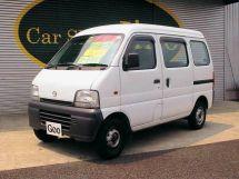 Mazda Scrum 1999, цельнометаллический фургон, 3 поколение, DG52