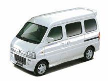 Mazda Scrum 1999, минивэн, 3 поколение, DG52