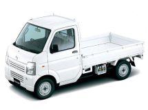Mazda Scrum рестайлинг 2002, бортовой грузовик, 3 поколение