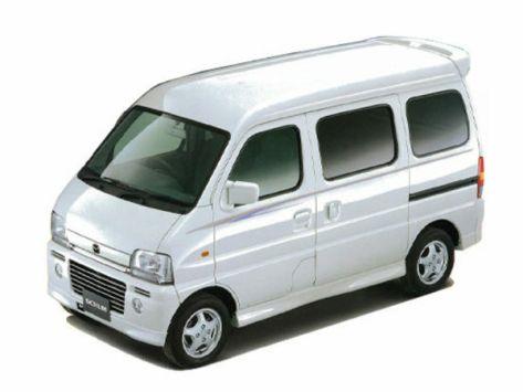 Mazda Scrum (DG52) 12.1999 - 08.2005