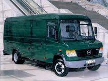 Mercedes-Benz Vario 1 поколение, 07.1996 - 09.2013, Коммерческий фургон