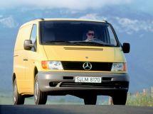 Mercedes-Benz Vito 1 поколение, 03.1996 - 07.2003, Коммерческий фургон