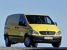 Mercedes-Benz Vito 2 поколение, 08.2003 - 02.2010, Коммерческий фургон