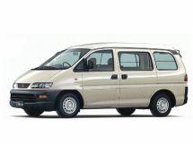 Mitsubishi Delica Cargo рестайлинг 1997, цельнометаллический фургон, 4 поколение