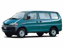 Mitsubishi Delica Cargo 1994, цельнометаллический фургон, 4 поколение