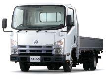 Nissan Atlas 4 поколение, 01.2007 - 12.2012, Грузовик